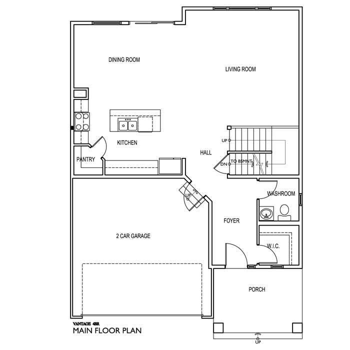 The Vantage 4 Bedrooms