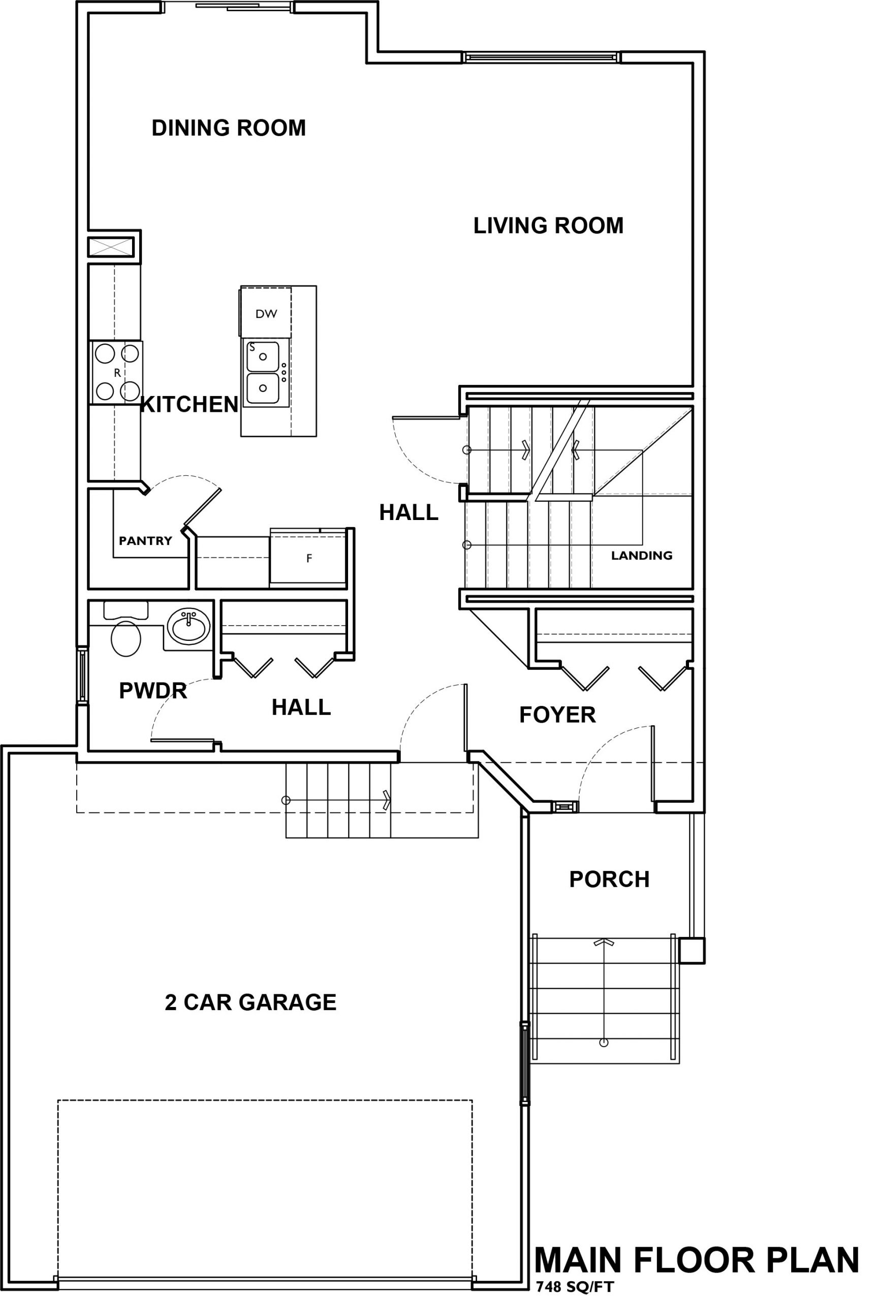 The Kootenay 3 Bedroom