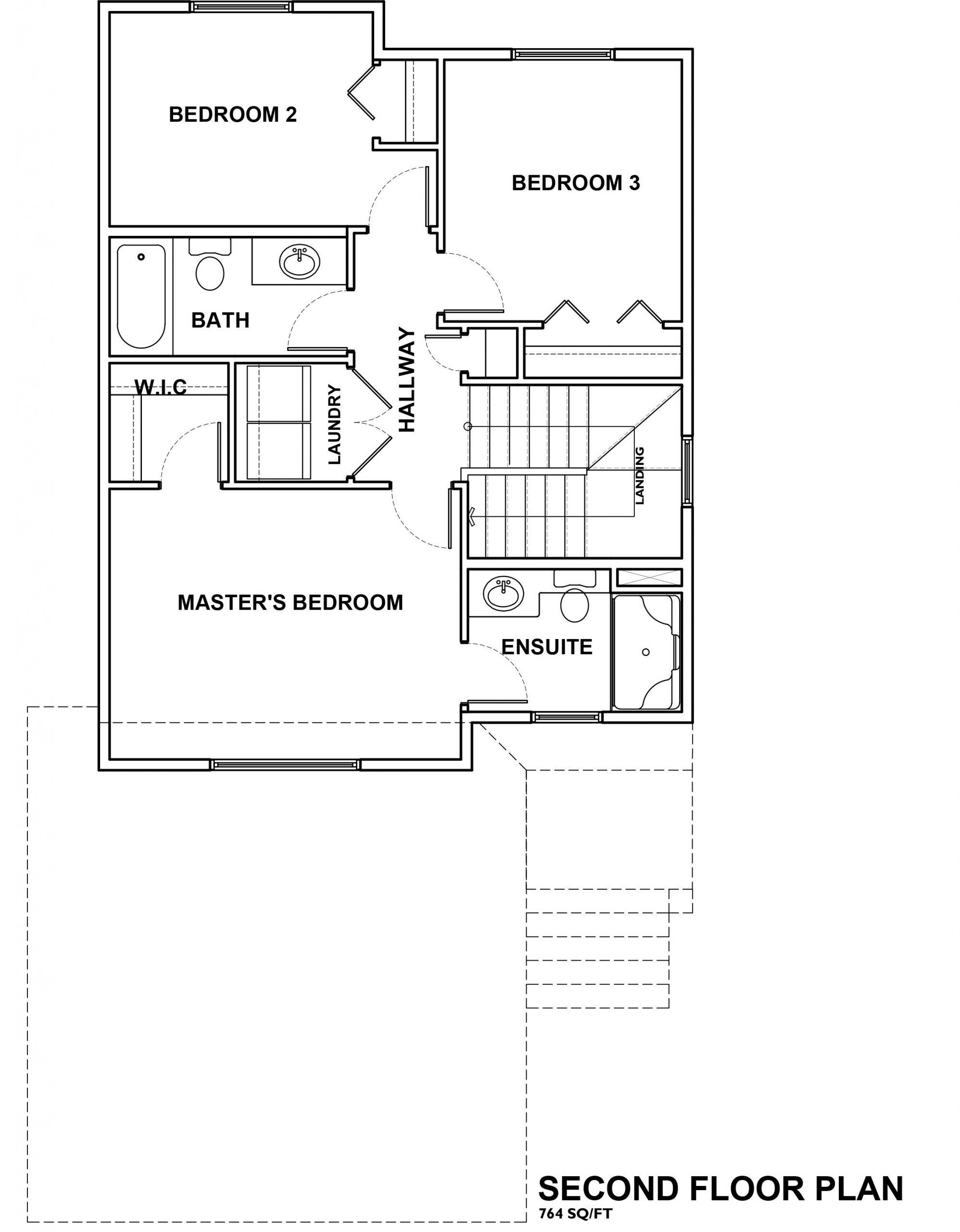 The Kootenay 3 Bedroom